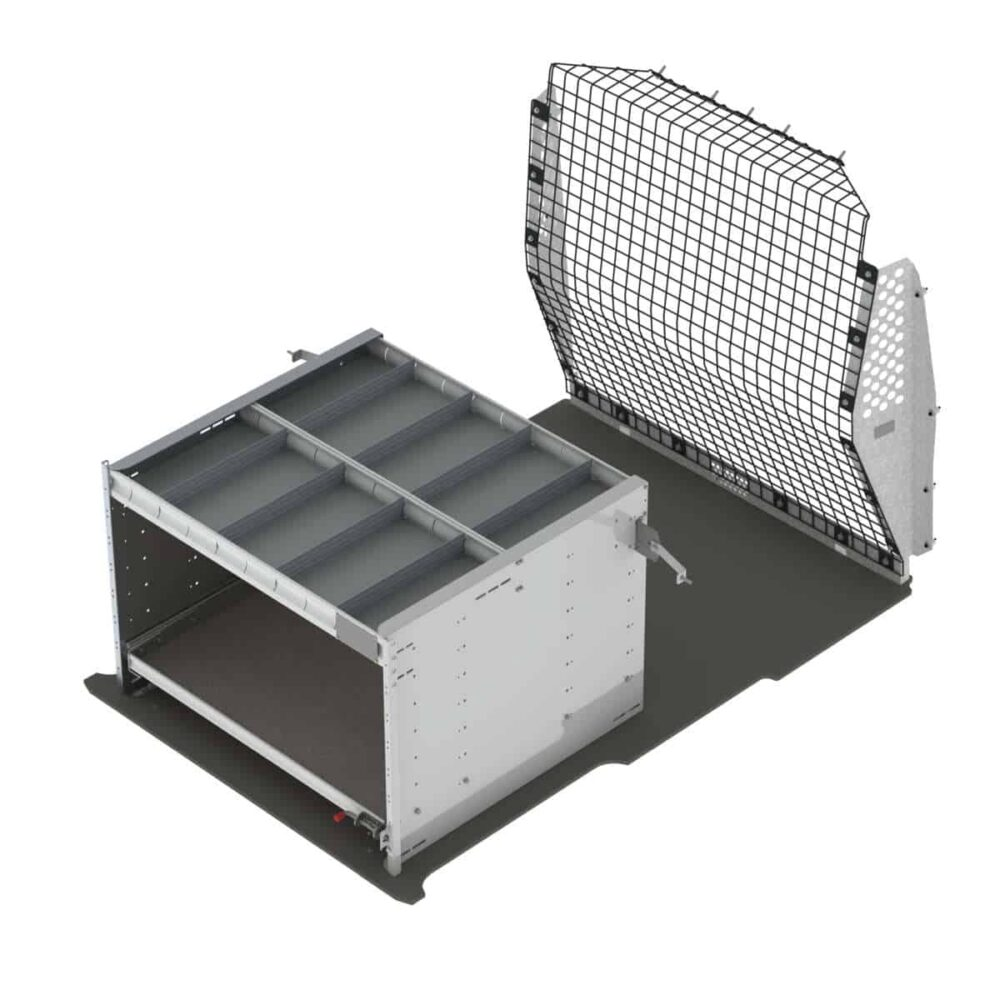 Delivery Van Shelving Package, RAM ProMaster City – PMC-19